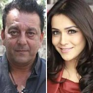 Sanjay Dutt Turns Mentor For Humaima Mallik