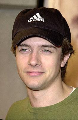 Premiere: Topher Grace at the Westwood premiere of 20th Century Fox's Cast Away - 12/7/2000