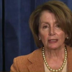 Nancy Pelosi Refuses To Joke About Mitt Romney