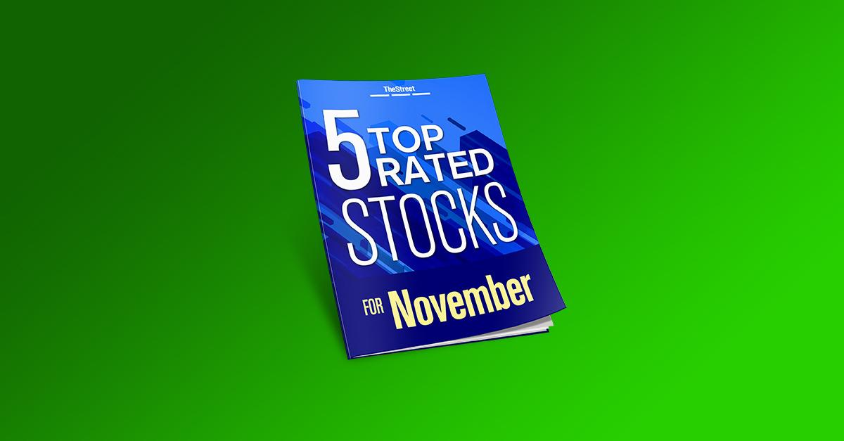 TheStreet's 5 Top Rated Stocks