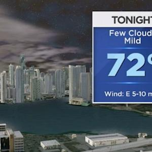 CBSMiami.com Weather @ Your Desk 12/613 9 AM