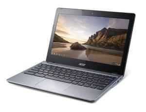 Acer C720 Chromebook Launches With Sleek Design, Speed and Security
