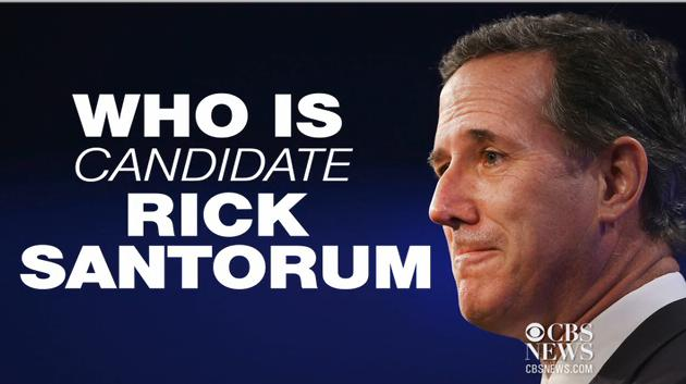 Five things to know about Rick Santorum