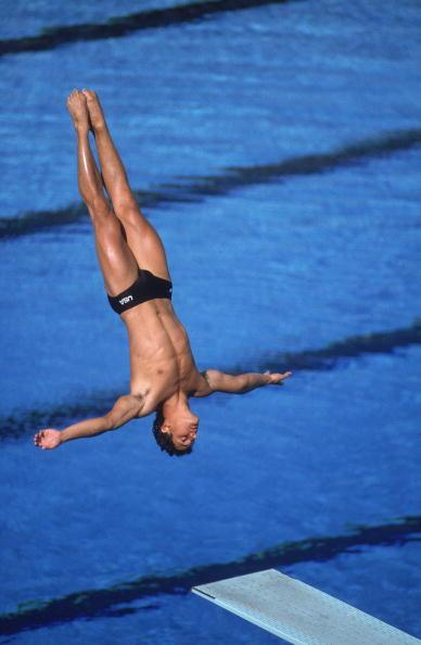 USA Greg Louganis, 1984 Summer Olympics