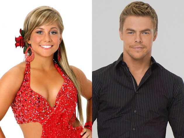 Shawn Johnson &amp; Derek Hough