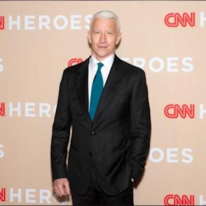 Anderson Cooper Renews CNN Contract