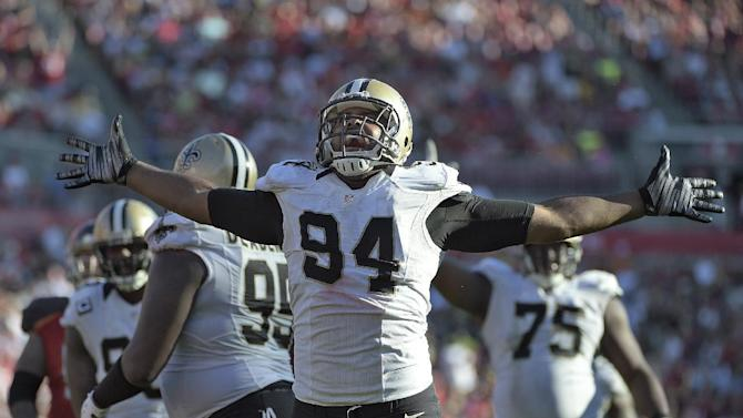 Saints extend defensive end Cameron Jordan through 2020