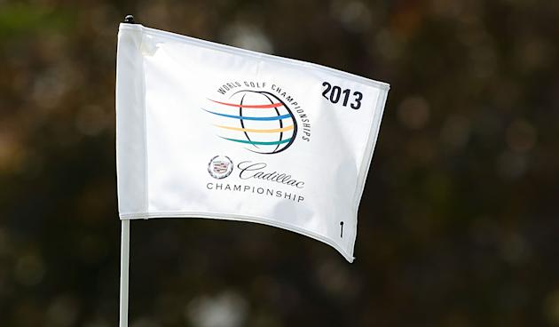 World Golf Championships-Cadillac Championship - Round Three