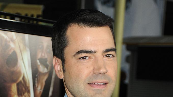 Sorority Row LA Premiere 2009 Ron Livingston