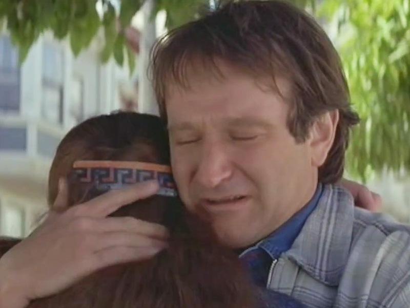 See Robin Williams in Three Heartbreaking Deleted Scenes from Mrs. Doubtfire