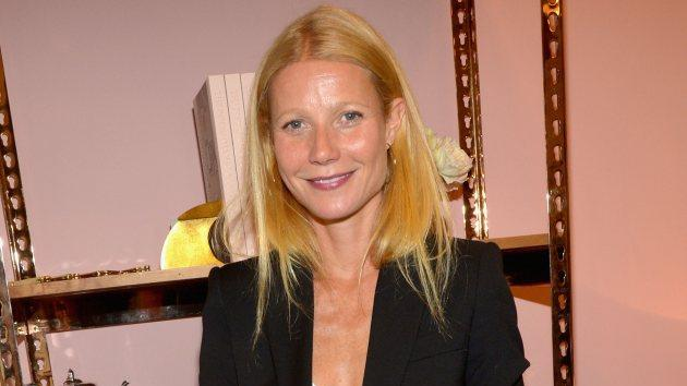 Gwyneth Paltrow is seen at the Goop Pop-Up Shop on May 6, 2014 in Los Angeles -- Getty Images