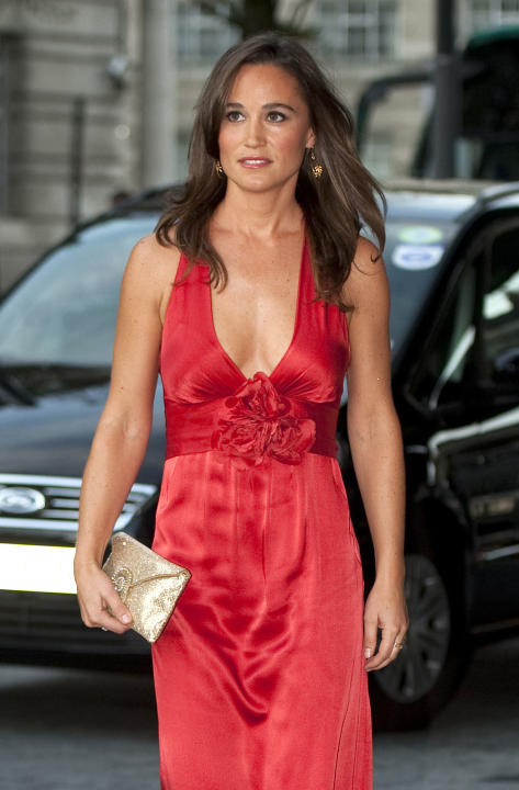 Extreme Cleavage Pippa Middleton