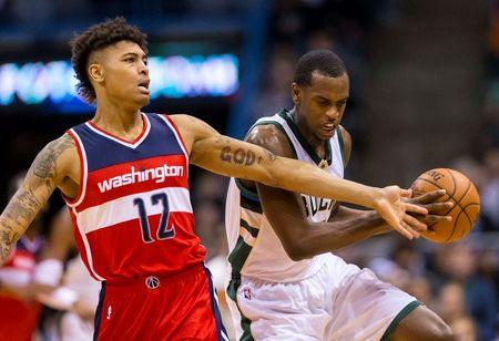 Bucks pull away from Wizards down the stretch