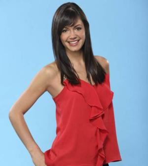 Desiree Hartsock from 'The Bachelor' -- ABC