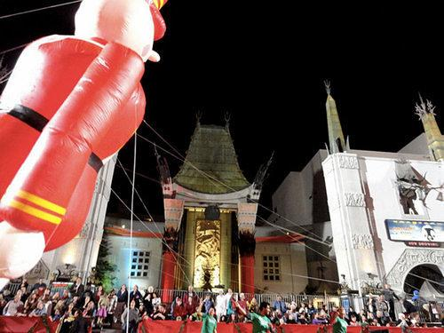 Hollywood Christmas Parade 2015: Route, Street Closures, How to Get There