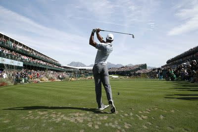 Waste Management Phoenix Open 2014: Tee times, pairings for Thursday's round