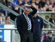 Ally McCoist has praised the Scottish Football League for showing support for Rangers