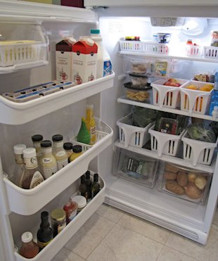 Fridge Baskets