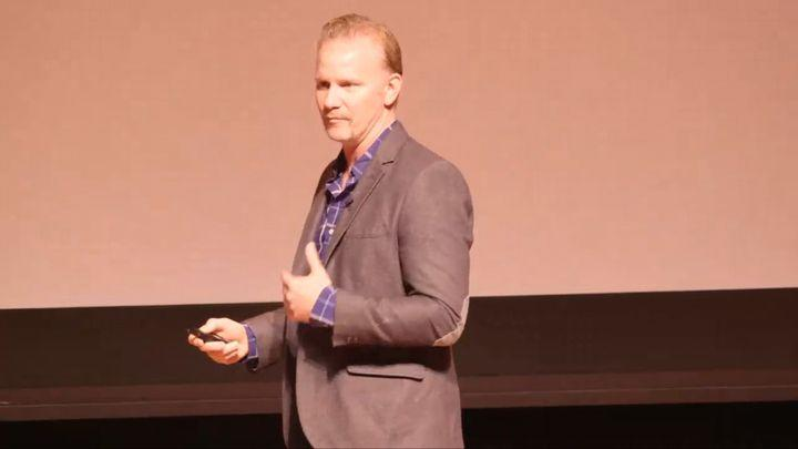 'Use entertainment for good' and make it available to all, says Morgan Spurlock
