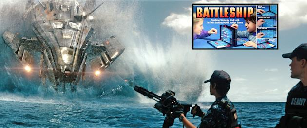 Five Film Facts Battleship