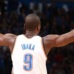 Block of the Night - Serge Ibaka