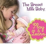 breat milk baby