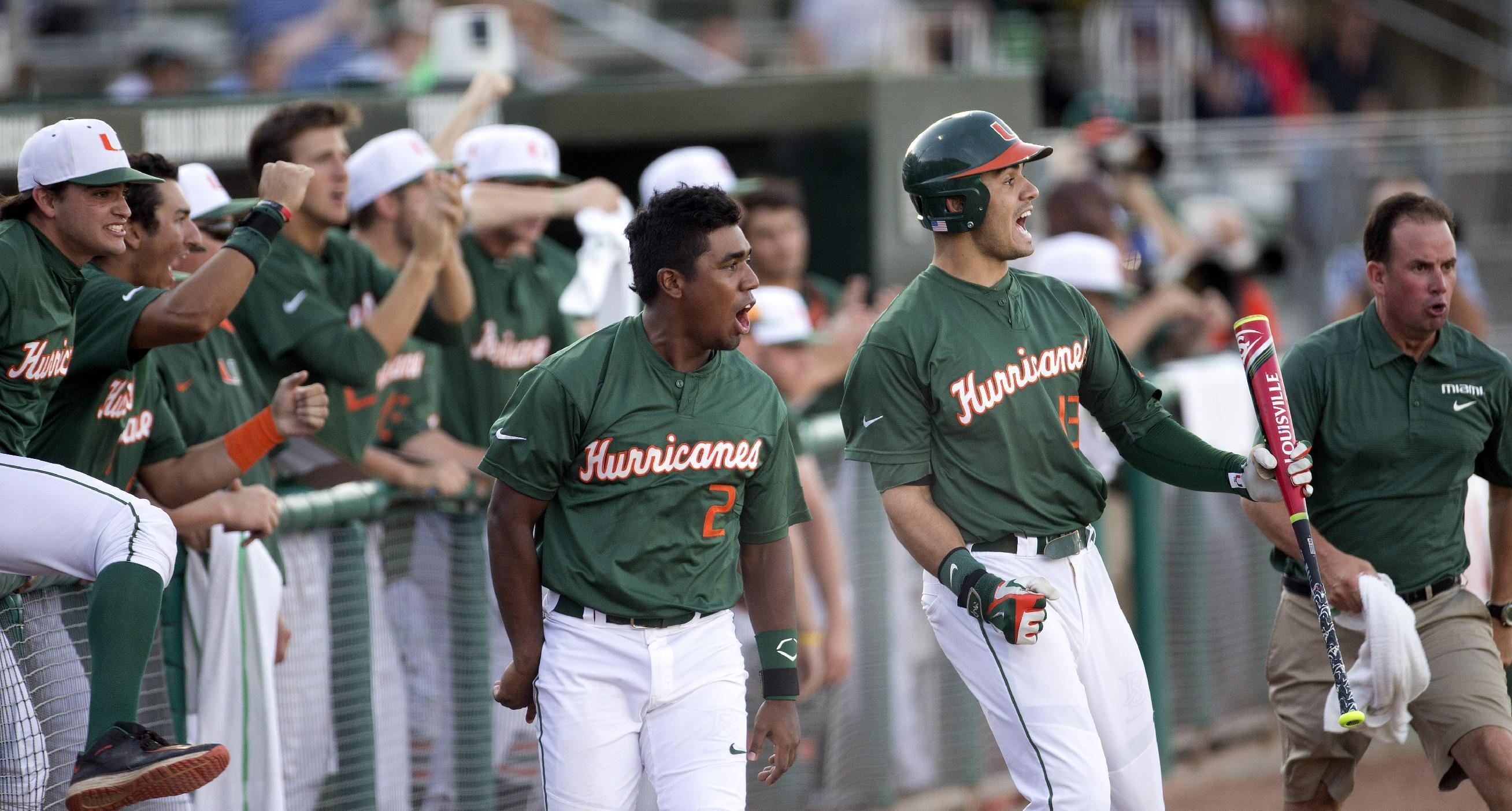 Hurricanes advance in regional 21-3 over Columbia