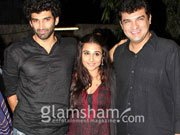 Vidya Balan celebrates brother-in-law Aditya Roy Kapoor's success by cooking Rajma Chawal