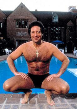 You stay classy in your Speedo, Tom Jones!