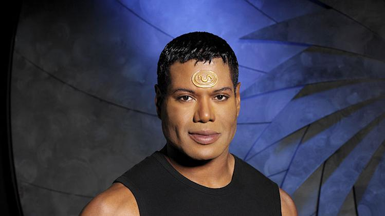 Christopher Judge stars as Teal'C in Stargate SG1.