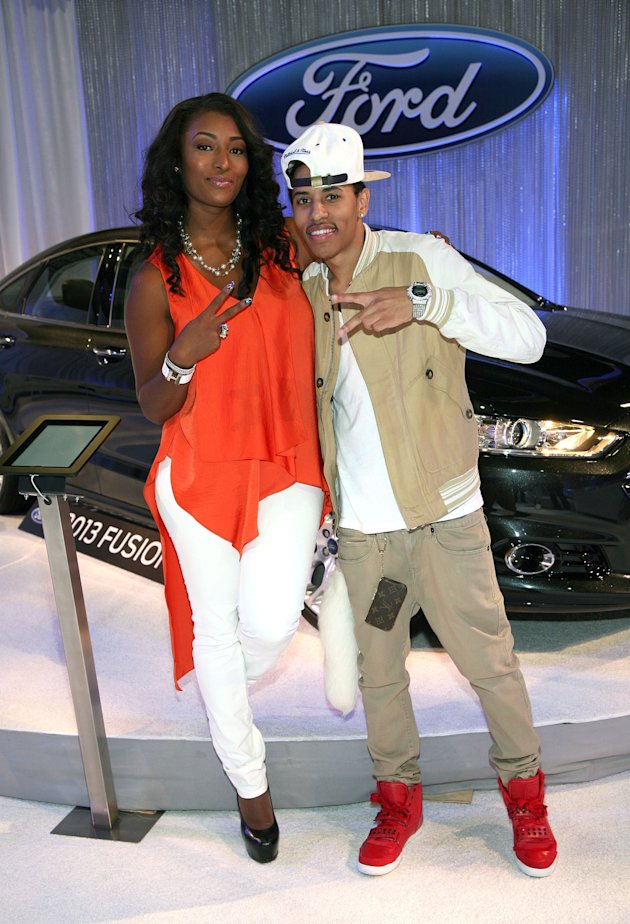 2012 BET Awards - Ford Hot Spot Room - Day 1