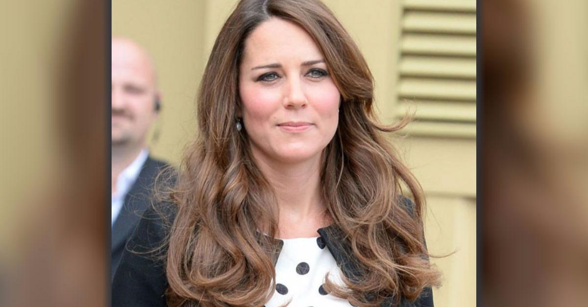 Kate Middleton Like You've Never Seen Her Before