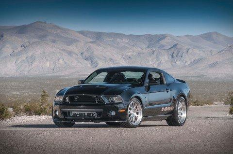 Shelby American Brings World's Most Powerful Street Production Muscle Car Back to the New York Auto Show