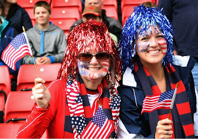 Olympics Day 1 - Women&amp;#39;s Football - USA v Colombia