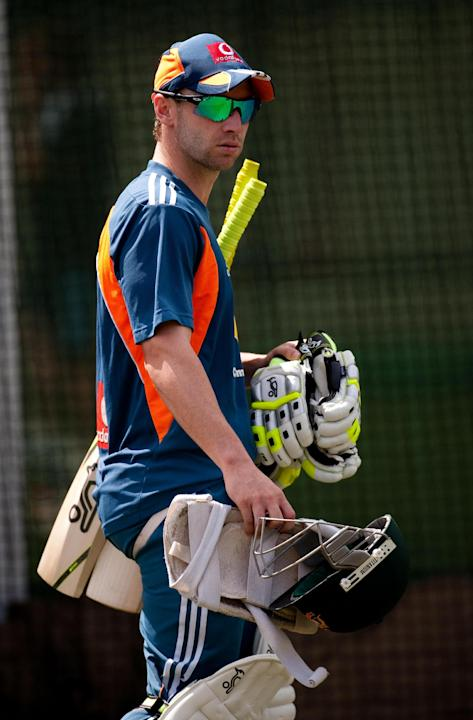 Phil Hughes scored an impressive 86 on his return to the Australia team