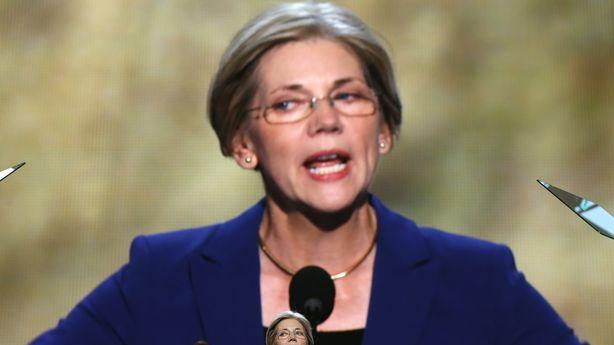 Massachusetts Moves Towards Elizabeth Warren