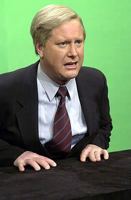 Darrel Hammond as Hardball's Chris Matthews on NBC's Saturday Night Live Saturday Night Live
