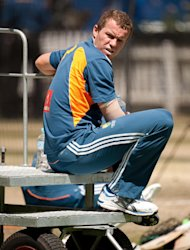 Peter Siddle is set to miss the third Test against South Africa