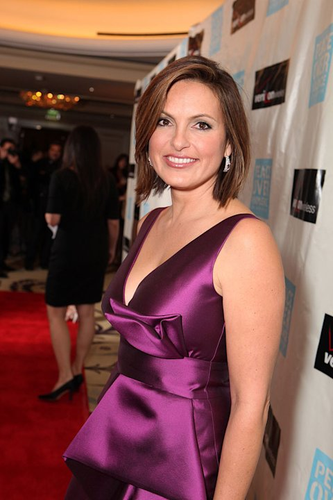 Mariska Hargitay at Peace Over Violence 38th Annual Humanitarian Awards on November 06, 2009 at the Beverly Hills Hotel in Beverly Hills, California. 