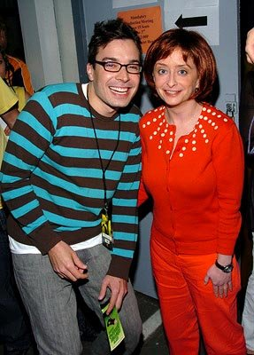 Jimmy Fallon and Rachel Dratch MTV Movie Awards - 6/5/2004