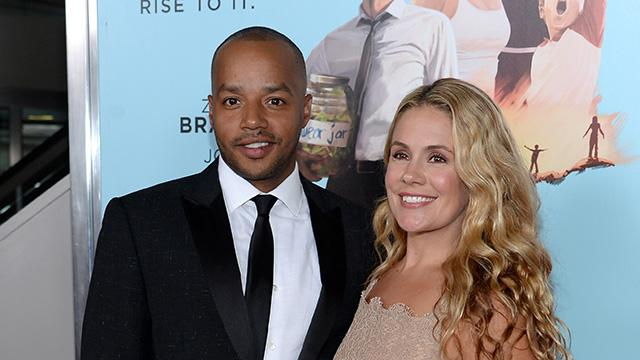 Donald Faison and CaCee Cobb Welcome Baby Girl