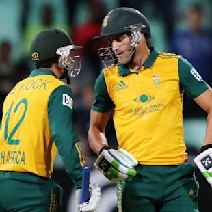 Australia a threat at World T20, says Du Plessis