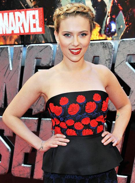"Scarlett Johansson: Marriage ""Has No Relevance to Me Right Now"""