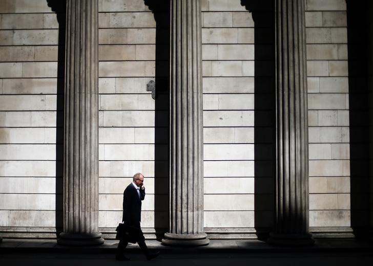 BoE's Carney says UK banks' job almost done on capital