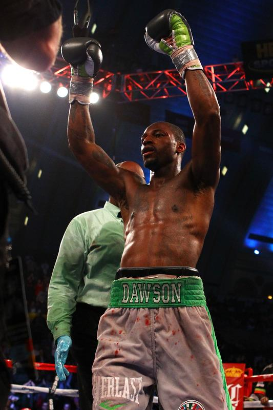 Chad Dawson Reacts Getty Images