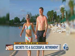 Secrets to a successful retirement