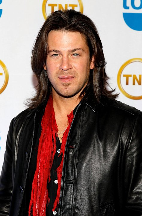 Christian Kane attends the TEN Upfront presentation at Hammerstein Ballroom on May 19, 2010 in New York City.