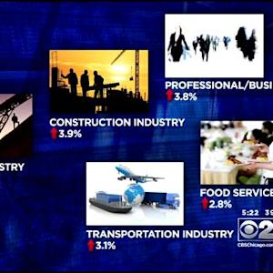 Top Sectors For Job Growth