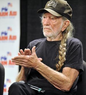 At food-filled Farm Aid, music isn't only focus