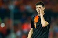 Huntelaar refuses to be held responsible for Netherlands failure